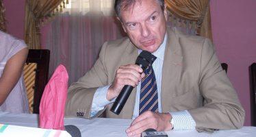 Bertrand Cochery nommé ambassadeur à Brazzaville