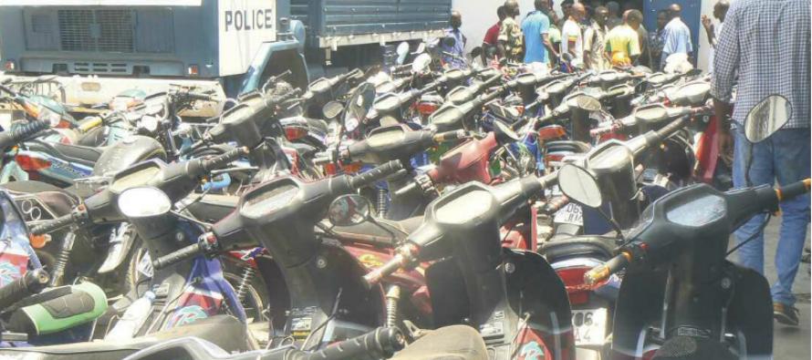 Brazzaville: Les tracasseries policières auraient-elles repris pour les automobilistes?