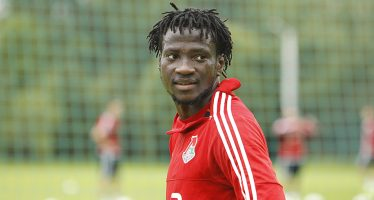 Football : Le milieu de terrain congolais, Delvin Ndinga reste à Moscou