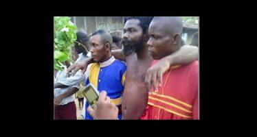 VIDÉO – Un pasteur célèbre le culte tout nu sous prétexte qu'il aurait reçu une révélation