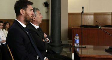Lionel Messi : «Je ne faisais que jouer au football»