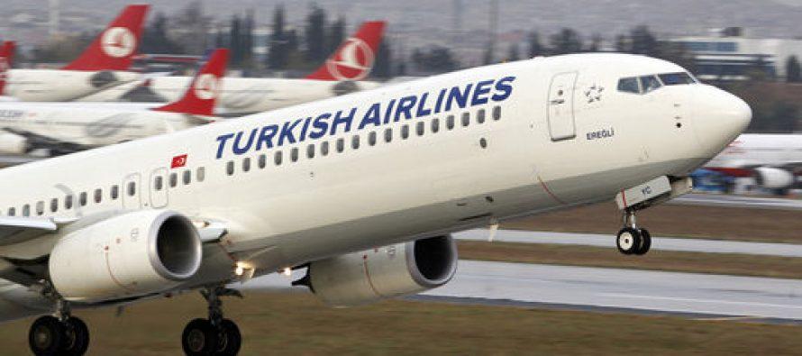 Turkish airlines voudrait établir un vol direct Brazzaville – Ankara