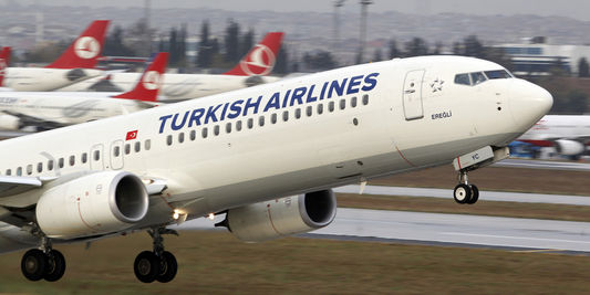 Turkish airlines voudrait établir un vol direct Brazzaville - Ankara |©Reuters