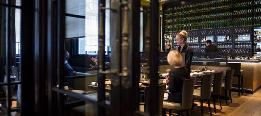 À Londres, on peut manger dans un restaurant… tout nu