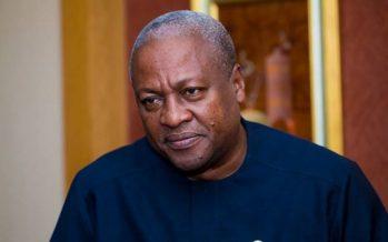 Ghana: le président Mahama accusé de corruption par l'opposition