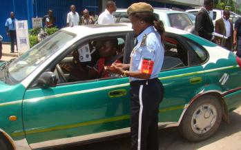 Congo : Vaste opération de contrôle routier de la police à Brazzaville
