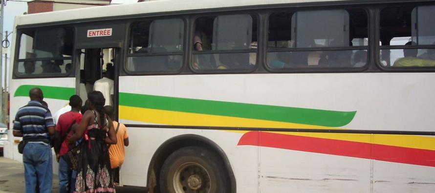 Pointe Noire – Baccalauréat 2016 : des bus de la STPU mis à la disposition des élèves