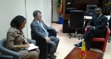 Diplomatie: le Congo et le Cuba réfléchissent à une coopération économique