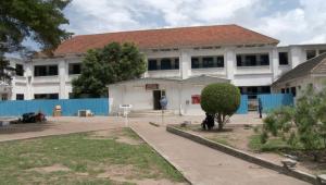 L'hôpital général Adolphe Sicé, à Pointe-Noire