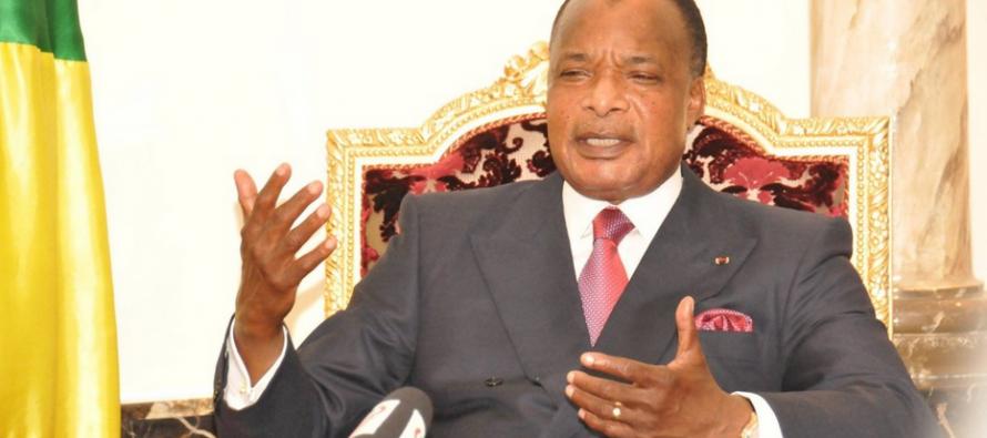 Diplomatie : Sassou Nguesso rappelle une vingtaine d'ambassadeurs