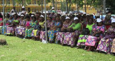 Congo – Femme : Le gouvernement fera adopter une loi sur la parité