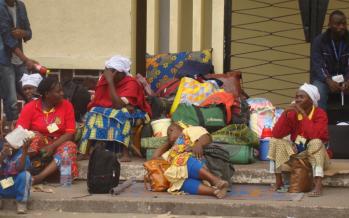Congo – CFCO : les passagers du train Gazelle en colère contre les cheminots