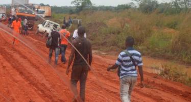 Congo : La route Kinkala-Mindouli sous la menace d'un arrêt définitif ?