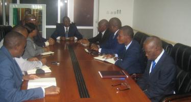 Congo : une société sud-africaine Transnet à Brazzaville pour la réhabilitation du CFCO