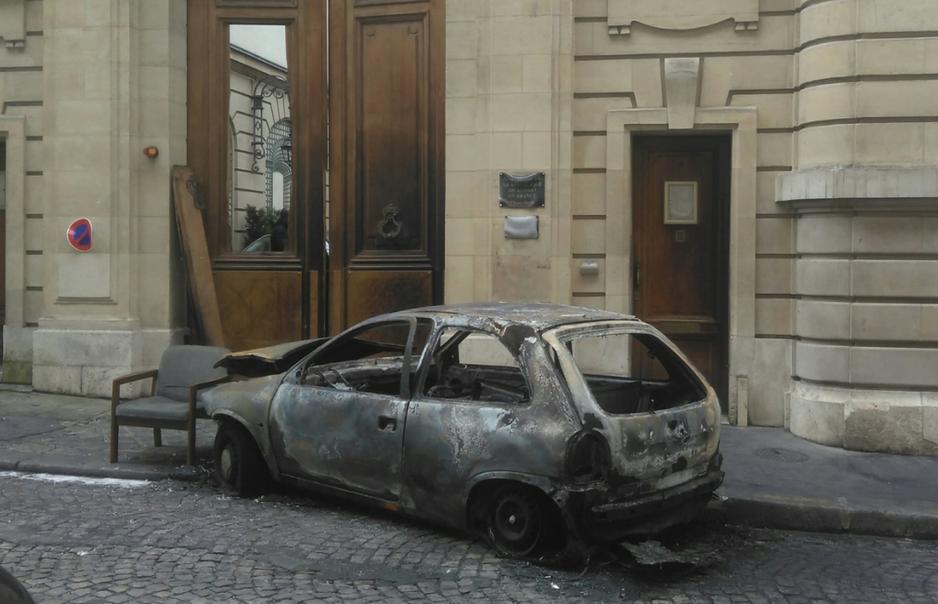 Le Congo condamne l'attaque de son ambassade à Paris et exige des mesures adéquates de sécurité|@Edmee_D