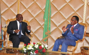 Dialogue en RDC: la MONUSCO encourage l'implication de Sassou Nguesso