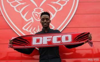 Transfert : L'international congolais Bouka Moutou signe à Dijon