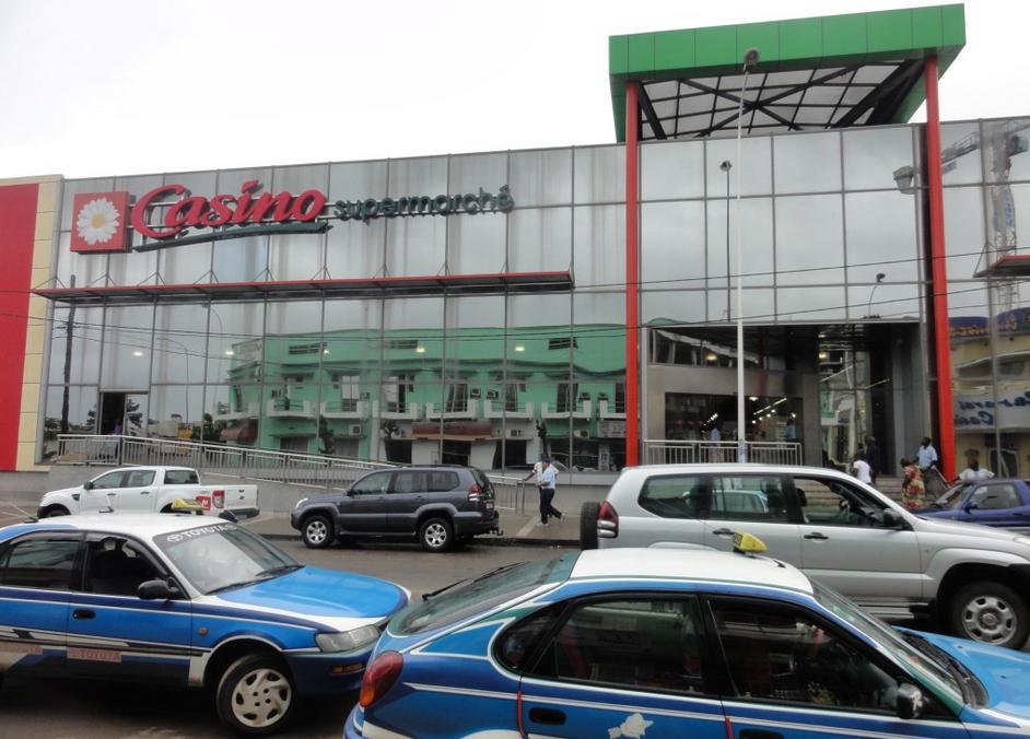 Le supermarchés du Congo Brazzaville, le Casino, ex-Score - Image d'archive|©ecaintlblog