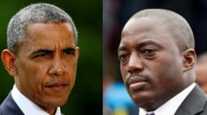 Barack Obama et Joseph Kabila