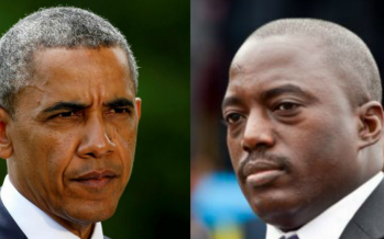 """RDC – Le message d'Obama à Kabila : """"Rien ne pourra arrêter le train des futures élections"""""""