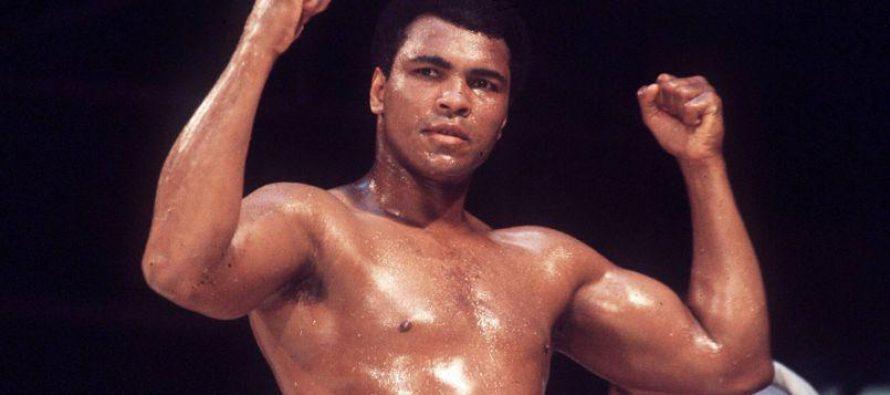 L'ancien champion de boxe américain Mohamed Ali est décédé