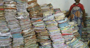 Relocalisation en catastrophe de plusieurs administrations publiques  à Brazzaville