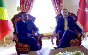 Les échanges commerciaux entre le Congo et la Turquie estimés à 140 millions de dollars en 2015