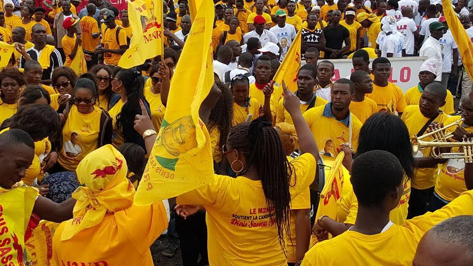 Congo - Politique Le M2NR s'affiche comme de soutien de la Nouvelle République