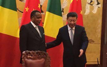Congo : la Chine annule 25 millions de dollars US de la dette congolaise