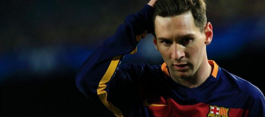 L'attaquant du Barça Leo Messi condamné à 21 mois de prison pour fraude fiscale