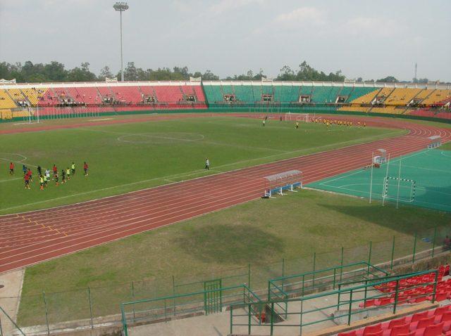 Le Stade Massamba-Débat - Image d'archive|©DR