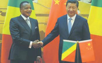 La Chine aidera la République du Congo à diversifier son économie