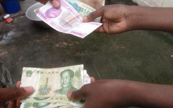 Le Congo se félicite de la future convertibilité du Yuan dans la zone CEMAC