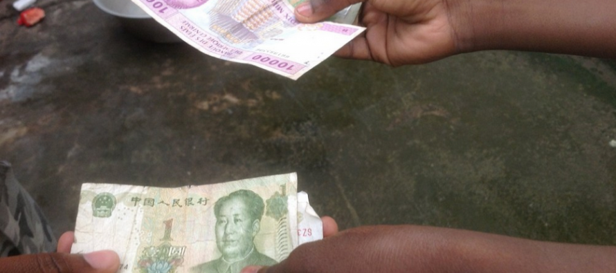 Congo Le Gouvernement N Entend Pas Convertir Yuen En Cfa