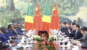 Chine - Congo
