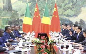 Le Congo et la Chine discutent des actions pour relancer les échanges commerciaux