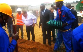 Fibre optique : L'interconnexion entre le Congo et le Gabon pourra s'achever en fin juillet