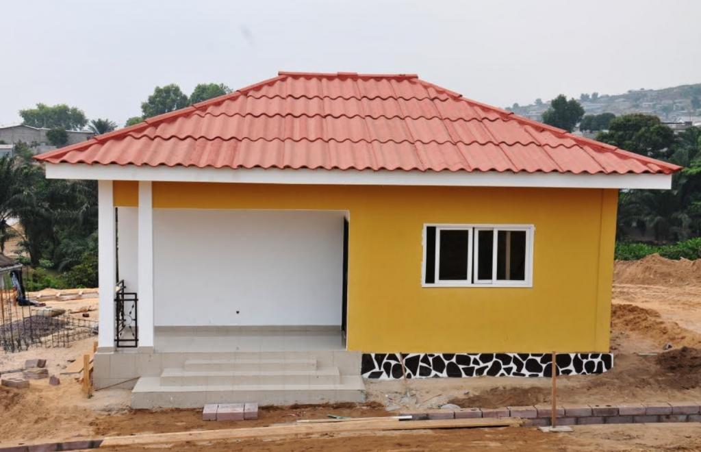 Congo : le logement « made in Congo » pour réduire le taux de chômage