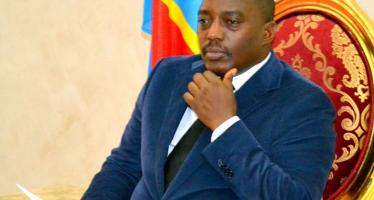 RDC : le président Kabila veut renouveler la classe politique