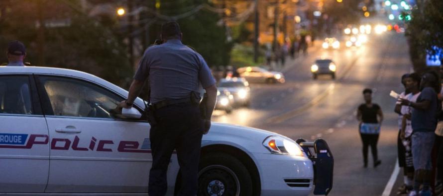 Etats-Unis: trois policiers tués dans une fusillade à Baton Rouge