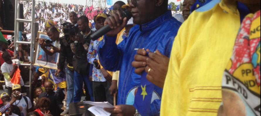 Kinshasa : certains fonctionnaires de l'État obligés de participer au meeting de la Majorité présidentielle