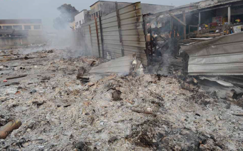 Congo : Un «sorcier» brûlé vif et en public à Banda