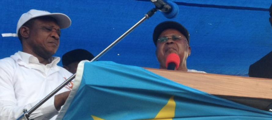 RDC – Étienne Tshisekedi : « Le 20 décembre le palais présidentiel doit être libre »