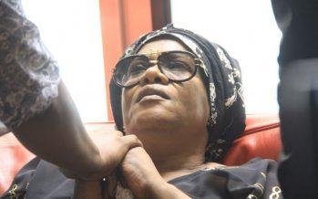 Maman Amazone, la veuve de Papa Wemba, annoncé à Abidjan jeudi