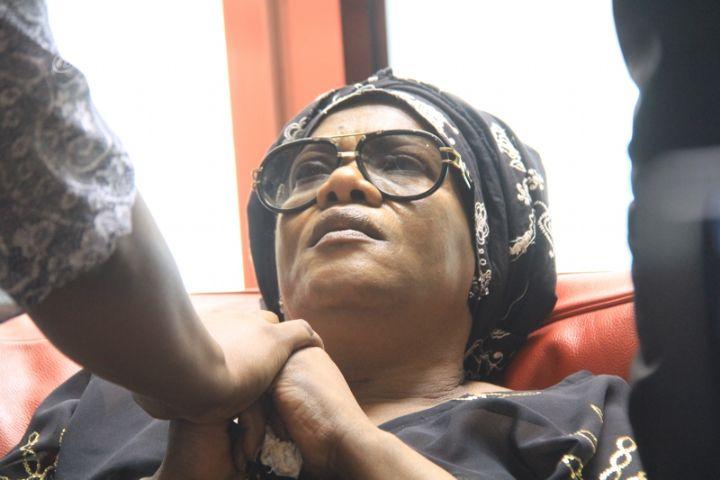 Maman Amazone, la veuve de Papa Wemba