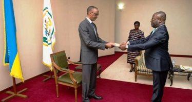 Guy Nestor Itoua, nouvel ambassadeur du Congo au Rwanda