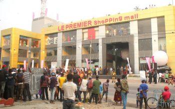 Un shopping mall ouvert à Kinshasa