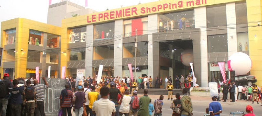 Un shopping mall ouvert à Kinshasa