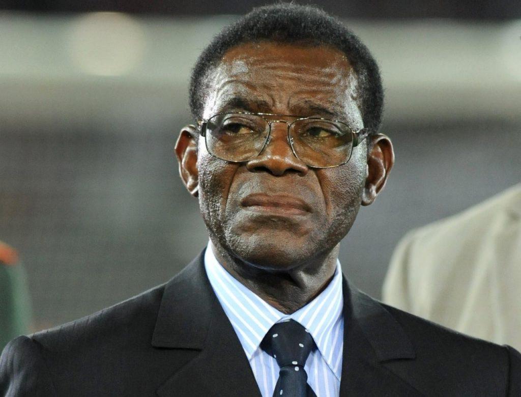 eodoro Obiang Nguema Mbasogo
