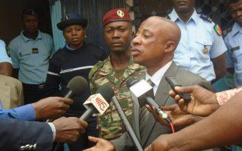 À Brazzaville, la lutte passe par la méthode force